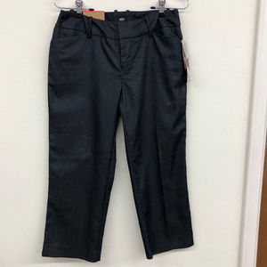 NWT Black Crop Pants